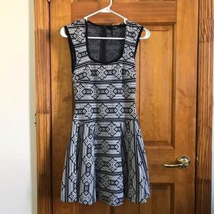 Knitted party dress from Aqua